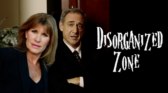 Disorganized Zone Original Series