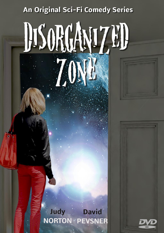 Disorganized Zone DVD Cover